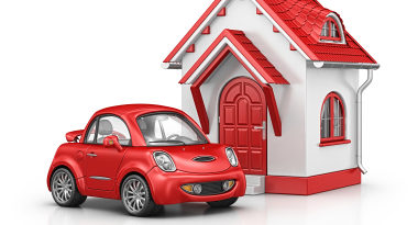 Find a home, buy a car, pay tax