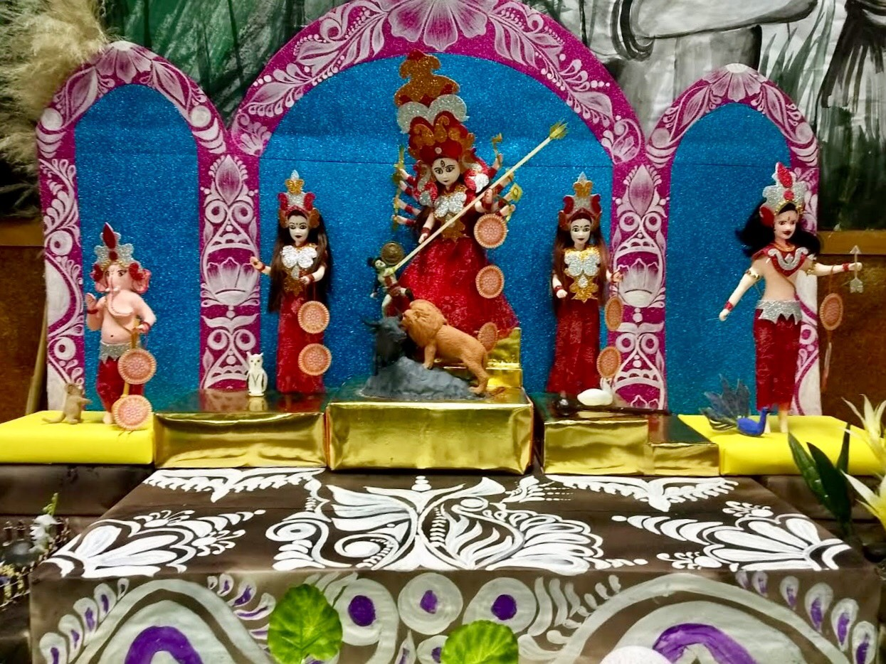 Dunedin delighted by the divine Durga