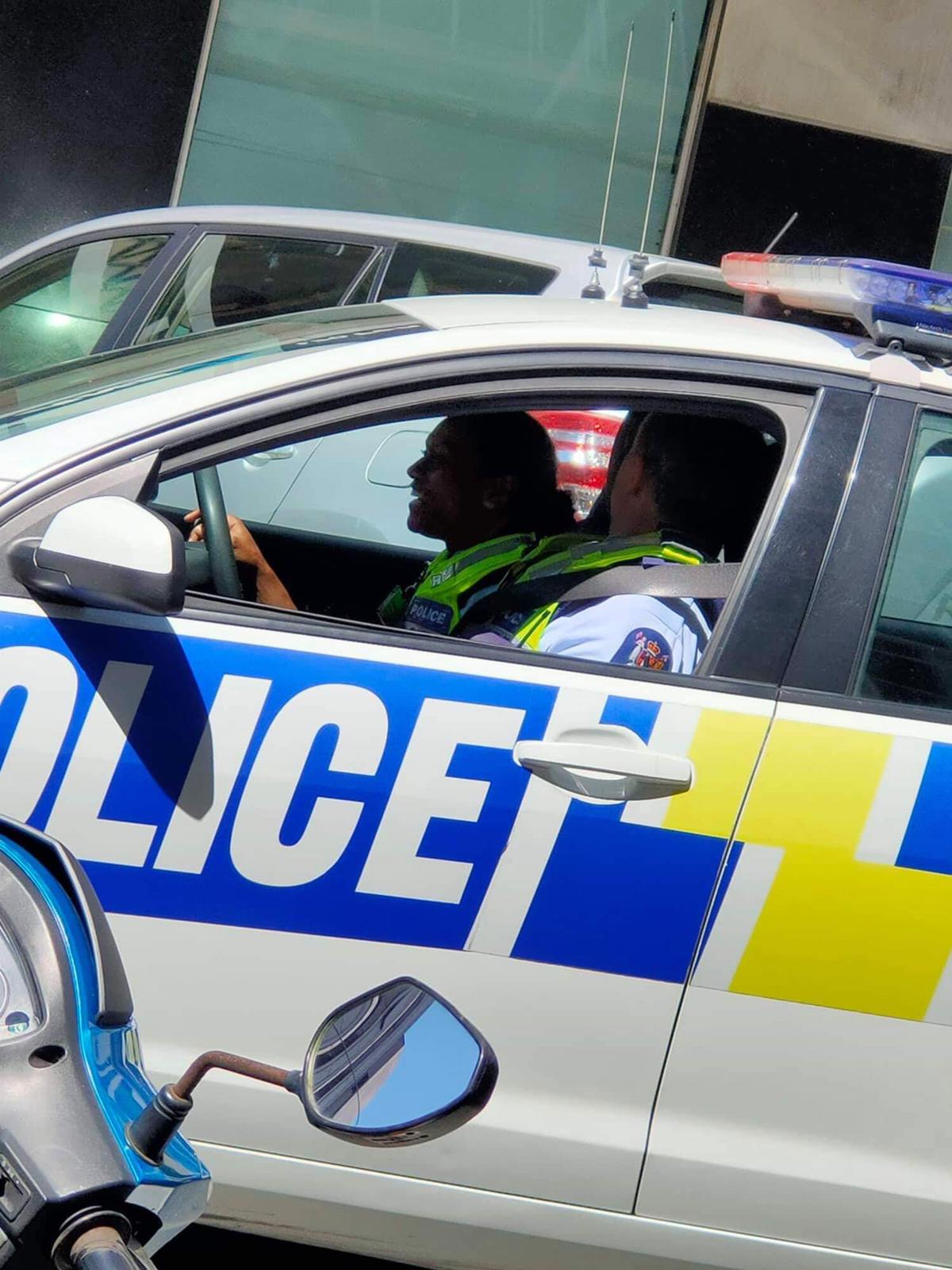 International student joins NZ Police